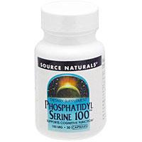 ホスファチジルセリン含有ボケ防止サプリメント「ホスファチジルセリン100mg」