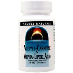 [ お得サイズ ] アセチル L カルニチン&アルファリポ酸 650mg