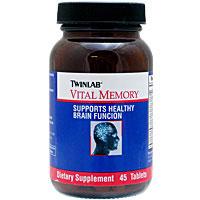 バイタル メモリー(ホスファチジルセリン&アセチルLカルニチン含有)