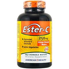 エスターC チュワブル 250mg(おなかにやさしい高吸収型ビタミンC)