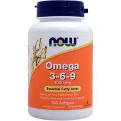 植物性オメガ3・6・9脂肪酸 1000mg(必須脂肪酸ミックス)