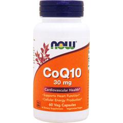 コエンザイムQ10(CoQ10)30mg 60粒(ベジタリアンカプセル)※約20~60日分 サプリメント
