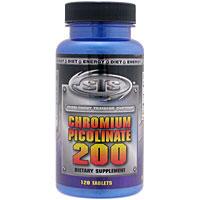 クロミウム・ピコリネート 200(高吸収クロム/ダイエットサポート)