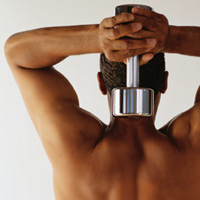 ボディビル マッスル 筋肉増強